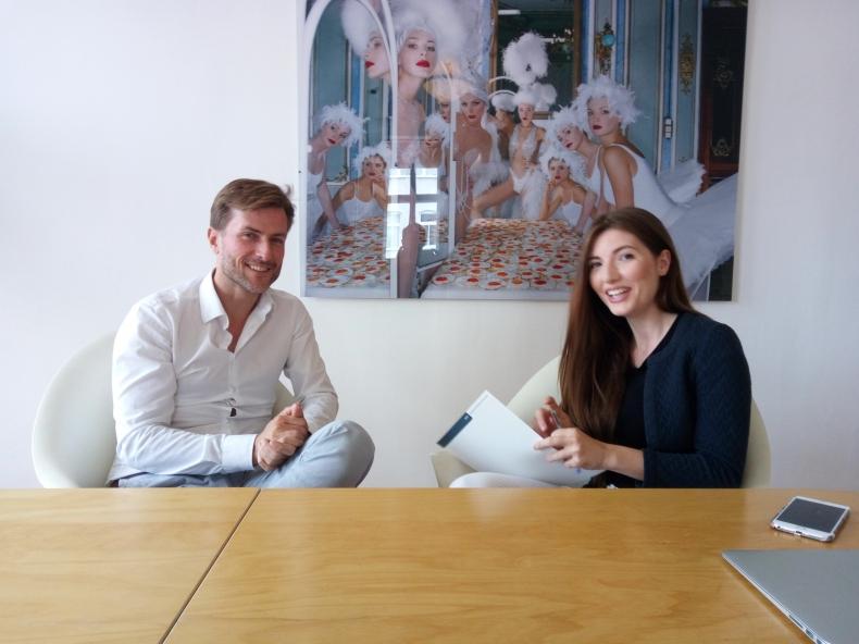 Interview mit dem Gründer Teil 2 - Partnersuche wird erwachsen
