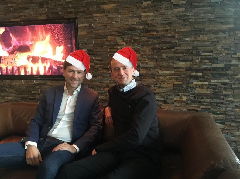 Fröhliche Weihnachten 2016 mit Heartbooker