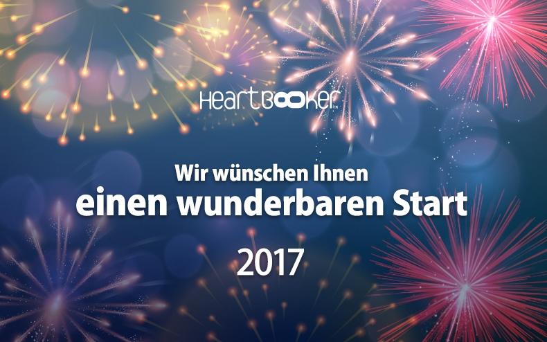 Für Ihr Jahr 2017 wünschen wir das Beste